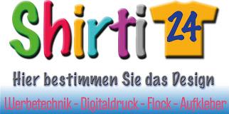 Logo Shirti 24